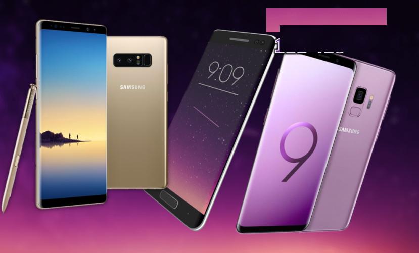 Samsung galaxy s8 -64 gb