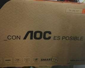 Smart tv led AOC 43 pulgadas