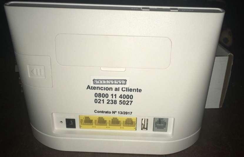 Huawei B315 4G LTE 5 puertos Wi-fi 802.11b/g/n/ac - 2