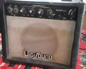 Amplificador de guitarra eléctrica Digisound