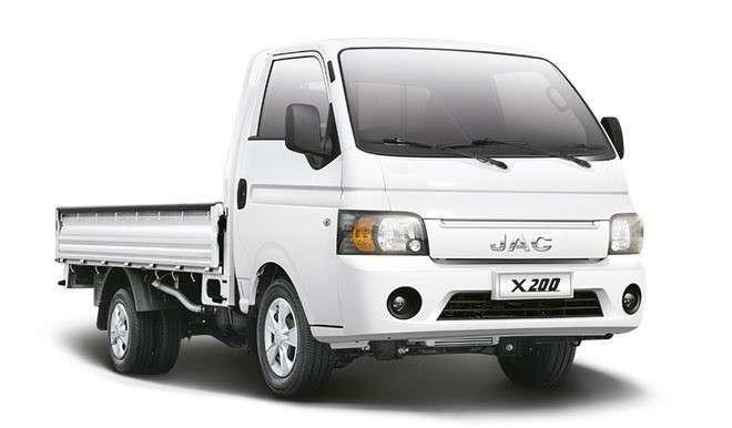 JAC X200 financiado