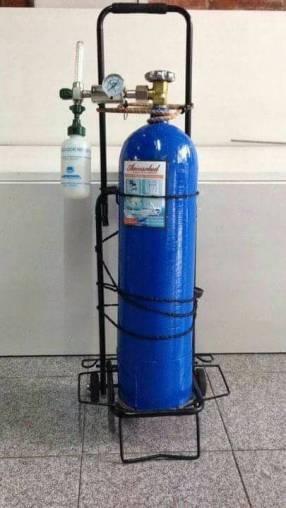 Alquiler de tubo de oxígeno