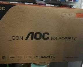 Tv led smart AOC 43 pulgadas