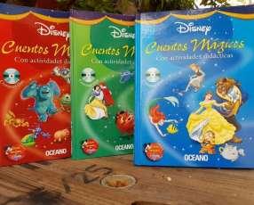 Cuentos mágicos de Disney