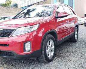 Kia sorento 2013 color rojo