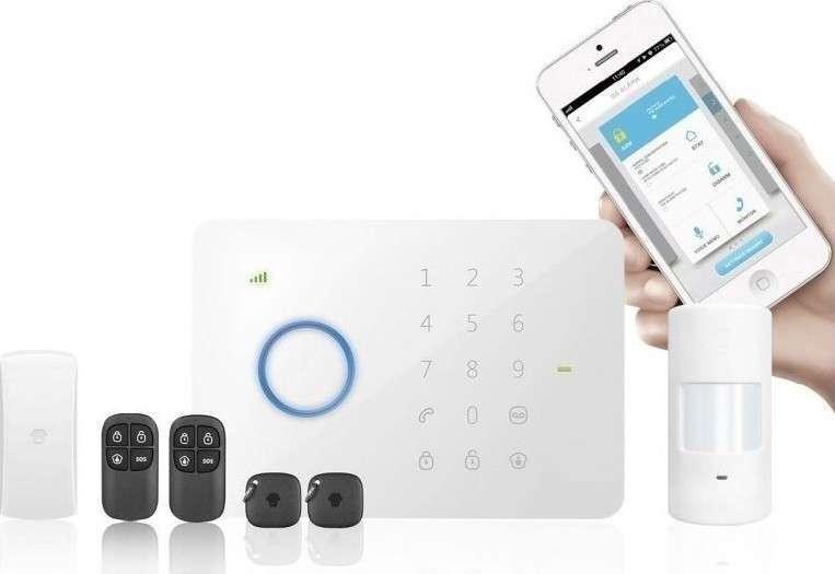 Alarmas para la casa gsm - 0