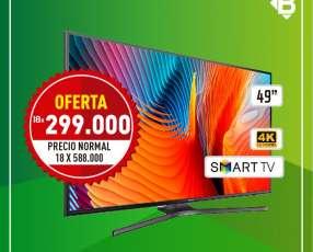 Tv Samsung Smart 4K 49 pulgadas