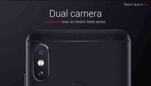 Xiaomi Redmi Note 5 Pro 64 gb - 1