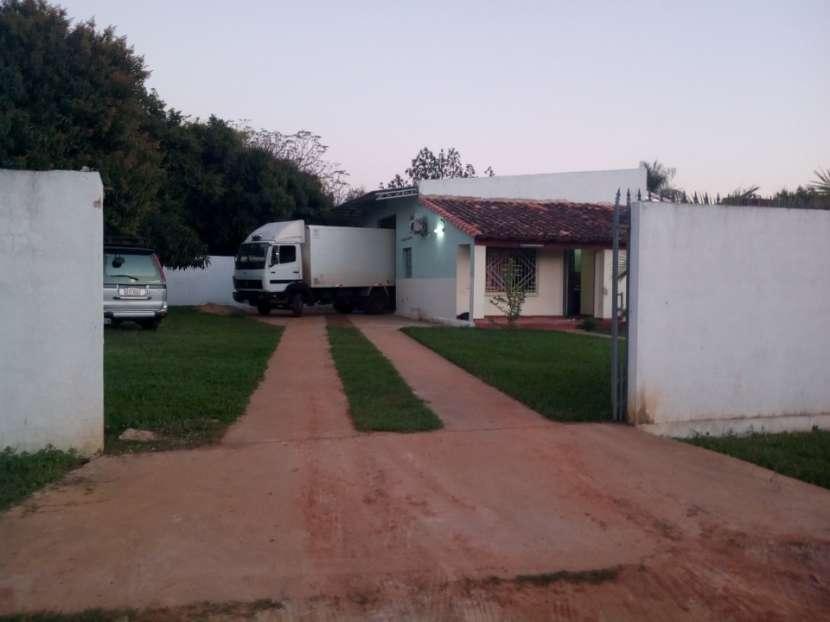 Casa con tinglado - 3