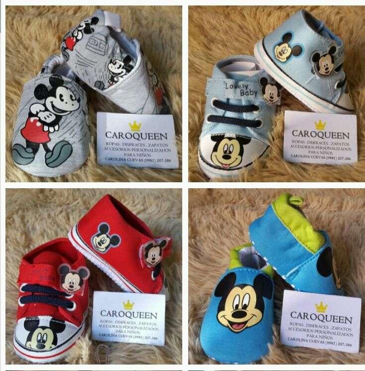 Zapatos para bebé/niños - 4