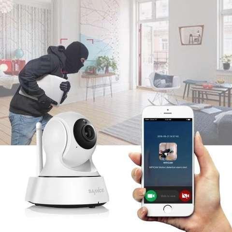 Cámara de monitoreo desde el celular - CCTV - Circuito cerrado - 2