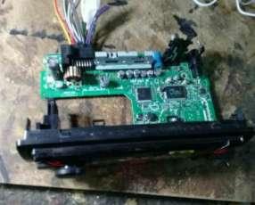 Reparación de auto radio Sony DSX-A100U