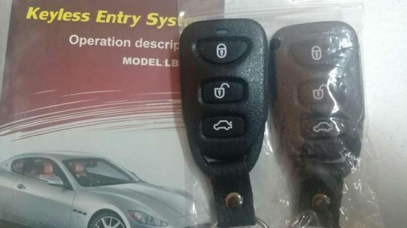 Carcasa nueva para control remoto Smart Toyota arranque con pulsador - 3