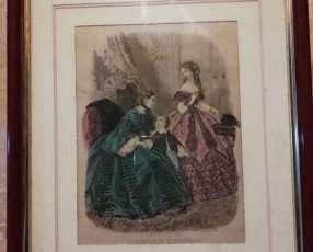 Colección de grabados Franceses