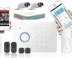 Alarmas gsm para casas y comercios