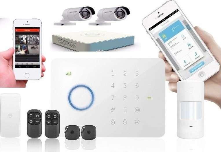 Alarmas gsm para casas y comercios - 0