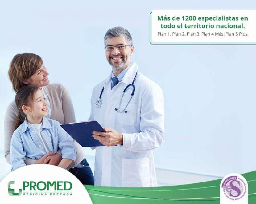 Seguro médico prepago Promed S.A. - 2