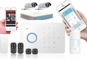 Alarmas contra robo sin pagar mensualidades