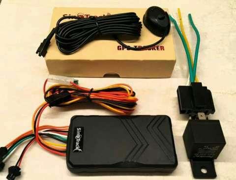 Rastreador GPS - 0