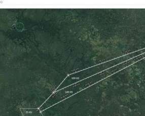 Propiedad ganadera 274 hectáreas Montiel Potrero Caapucú