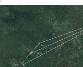 Propiedad ganadera de 100 y 120 hectáreas Caapucú