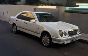 Mercedes Benz E300 1998 Turbo diésel