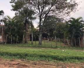 Terreno en Mariano Roque Alonso a 6 cuadras de Transchaco