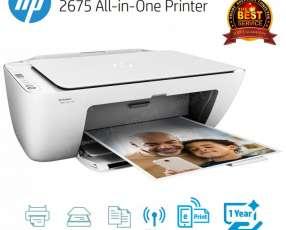 Impresora multifunción HP 2675 wifi