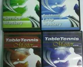 Videos para entrenamiento de ping pong