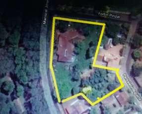 Terreno 3863 m2 Barrio Boquerón Ciudad del Este