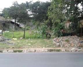 Terreno sobre Bonifacio Ovando Lambare valle apu'a