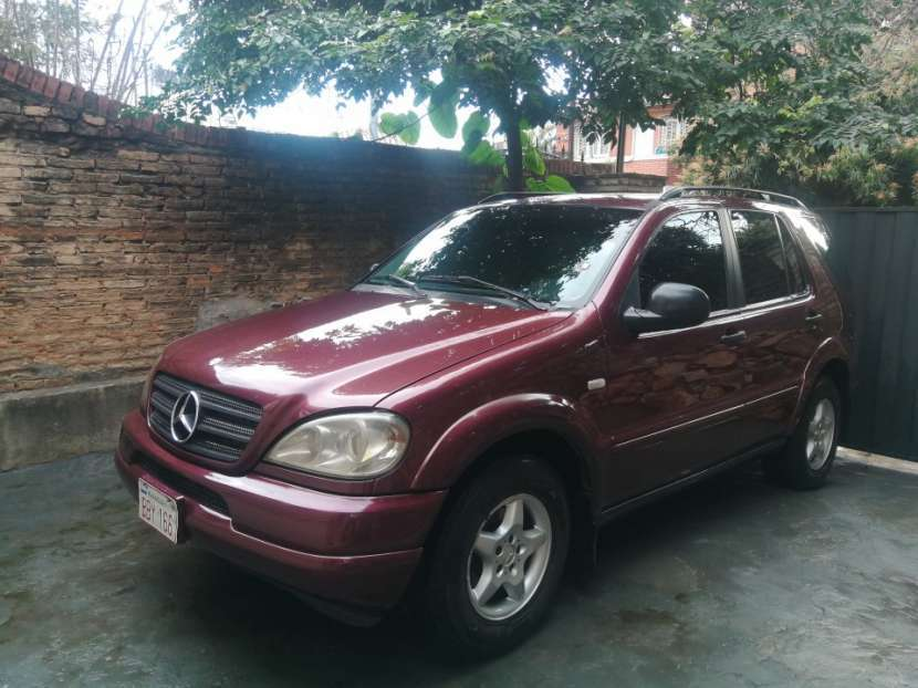 Mercedes Benz ML320 1999 naftero 4x4