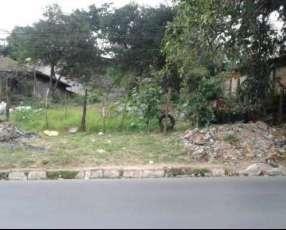 Terreno sobre Bonifacio Ovando Lambaré valle apu'a