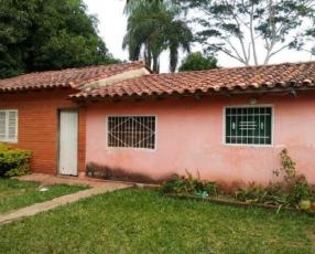 Casa en San Isidro San Lorenzo zona fábrica Leoni