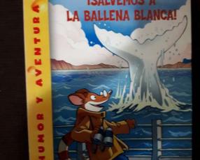Libros para niños. Aventuras de Geronimo Stilton