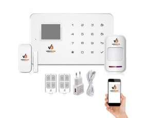 Alarma con llamador - controla desde tu celular