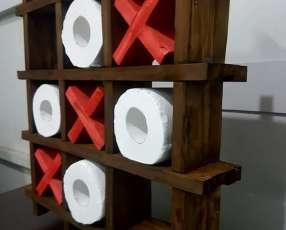 Porta Rollos para papel