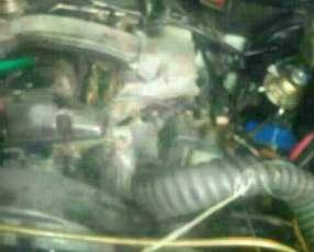 Motor y caja automática de Rexton RX290 4X4