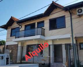 Duplex en asuncion zona villa morra.cod b 77