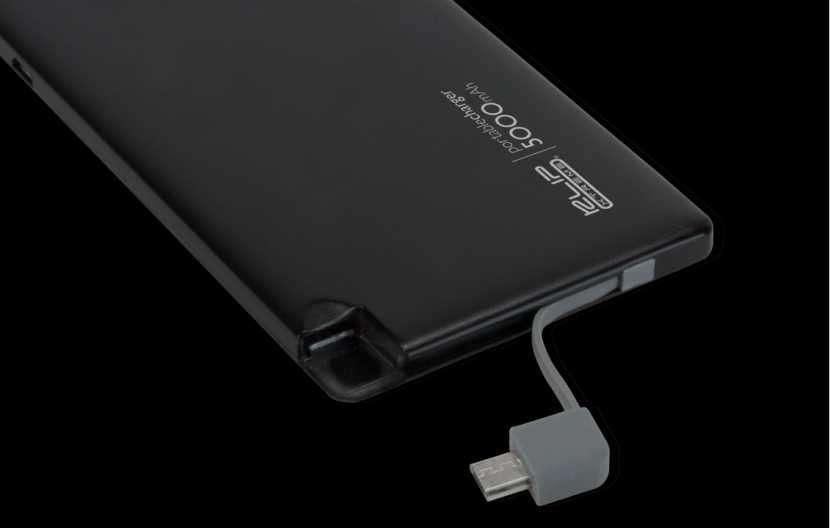 Cargador de batería portátil - 5000 mAh - 0