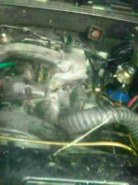 Motor y caja automática de Rexton RX290 4x4 - 0