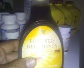 Miel de abeja 100% natural sin pteservantes ni aditivos artificiales