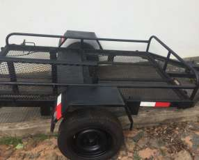 Trailer para cargas de hasta 1.000 kgs.