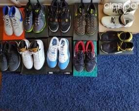 Calzados Nike air jordans