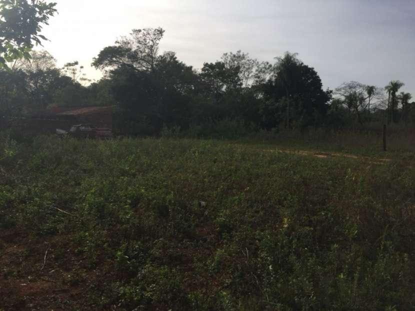 Terreno 1677 m2 en Valle Pucú Areguá