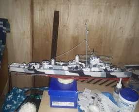 Barco a escala