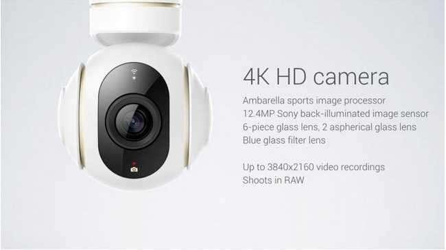 Xiaomi Mi Drone 4K - 2