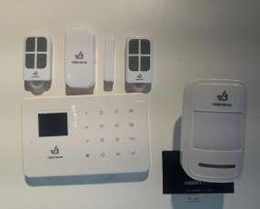 Alarmas gsm con app para manejar