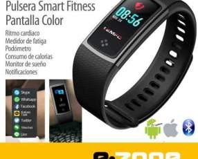 Pulsera Smart Fitness LCD Color LEMFO