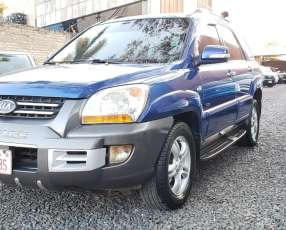 Kia sportage 2007 color azul